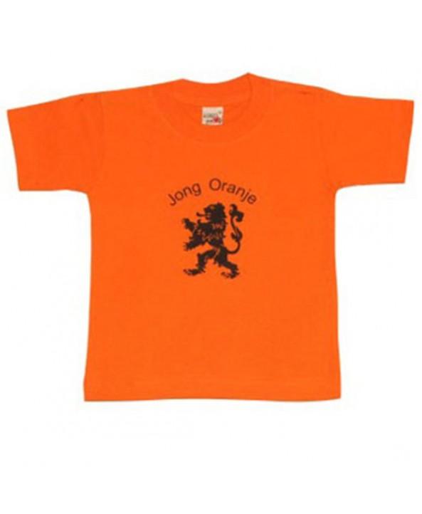 Logostar  T-shirt jong oranje