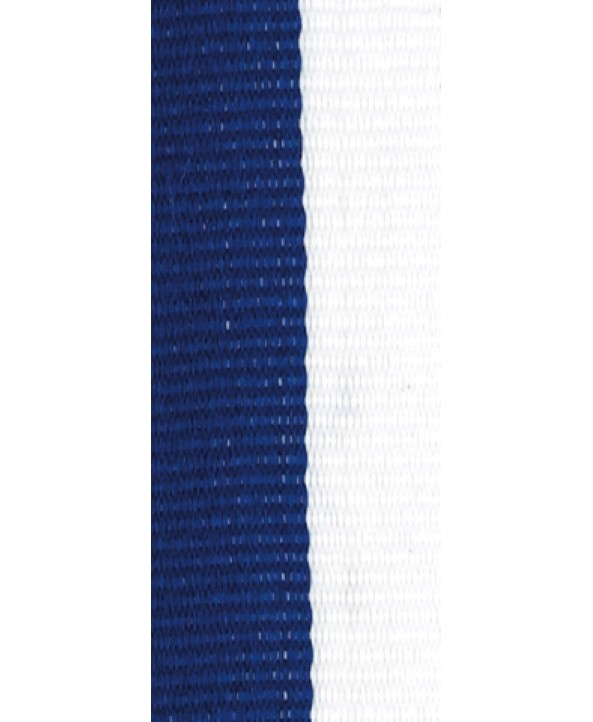 Medaille Lint Blauw-wit **