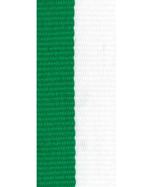 Medaille Lint Groen-wit **