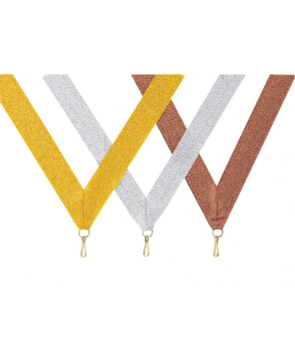 Medaille Lint goud, zilver, brons. **