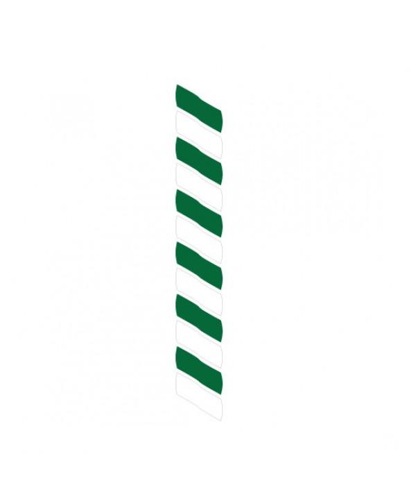 Medaillekoord Groen-wit **